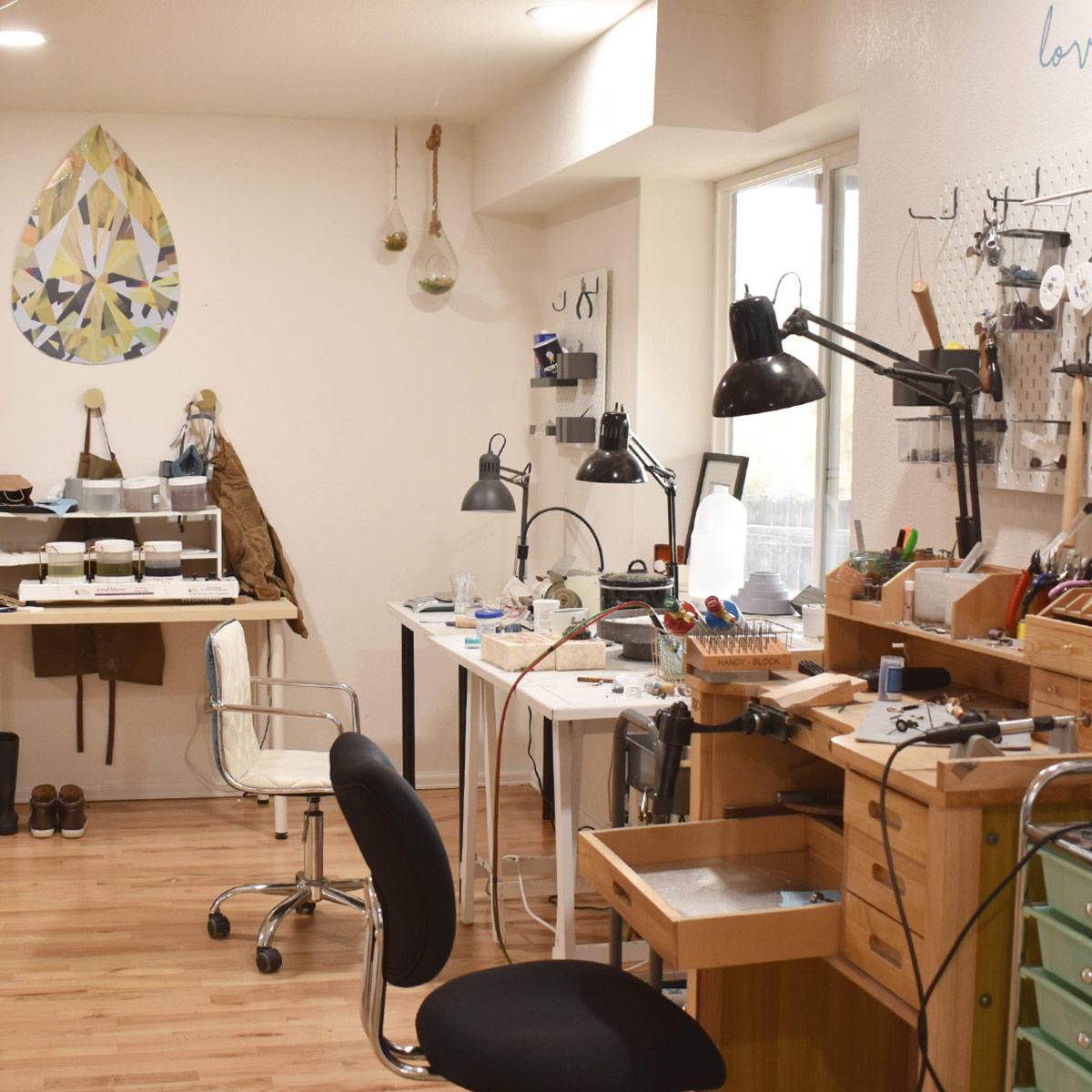 Saint K Jewelry Denver Studio