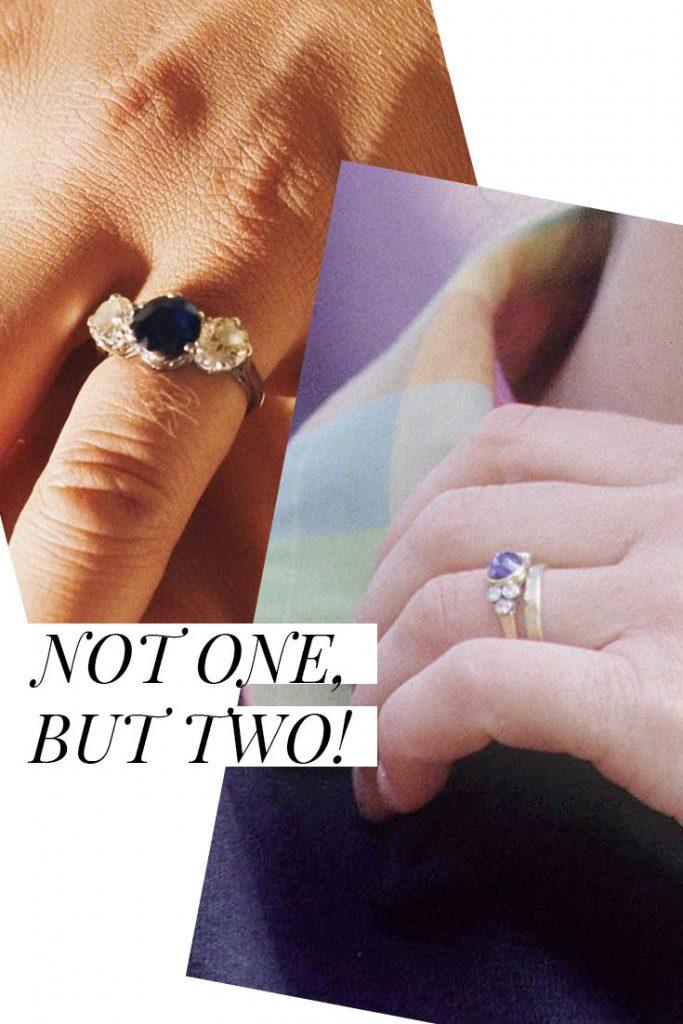 princess anne engagement rings