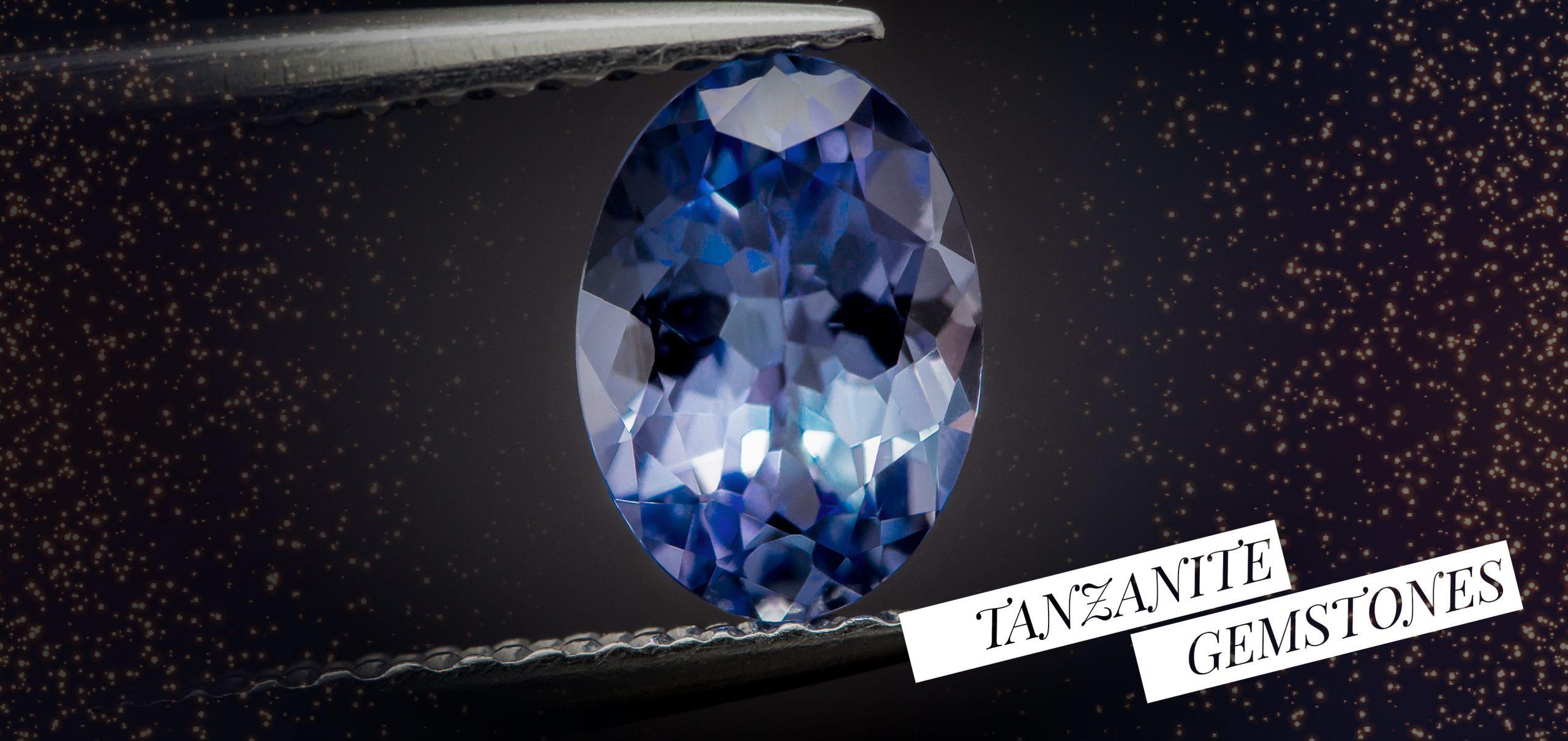 From the Saint K Blog: Custom Tanzanite Jewelry