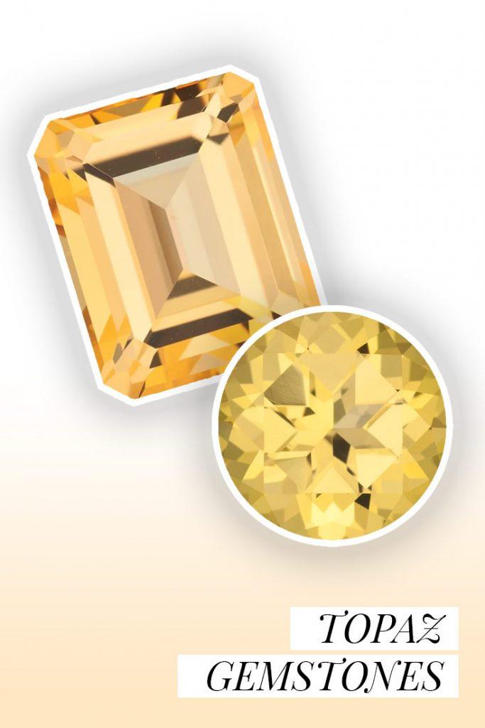 From the Saint K Blog: Topaz Gemstones