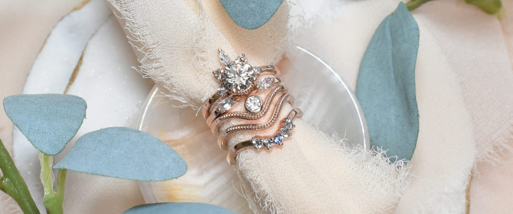 Reimagined Engagement Ring by Saint K Jewelry